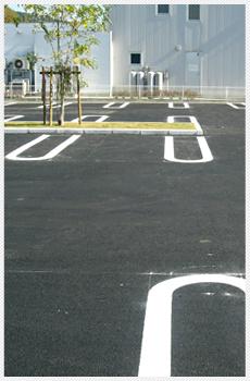 駐車場工事イメージ